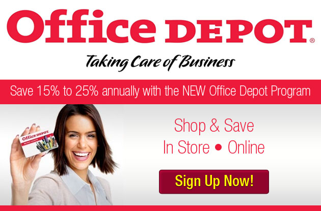 INCRA Office Depot Program