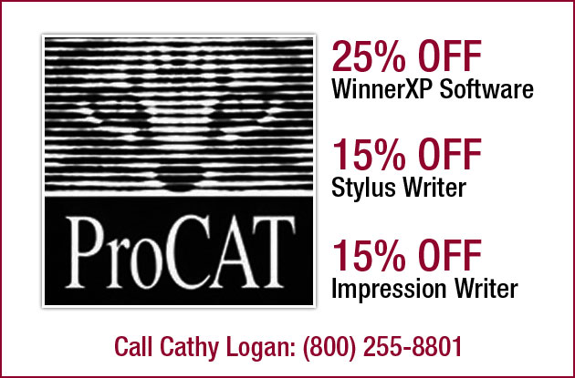 Save on ProCAT