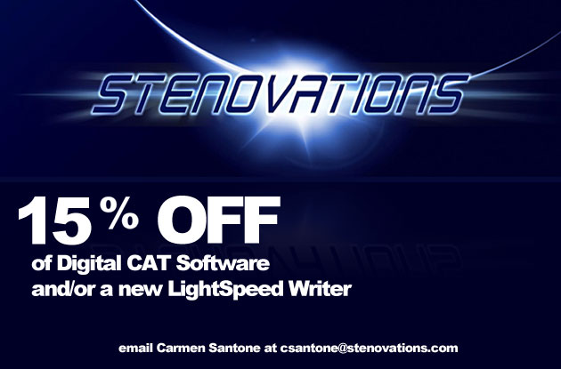 Stenovations 15% Discount